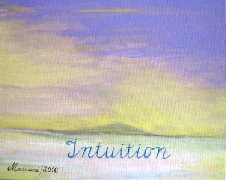 'Intuition' in Grossansicht