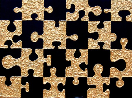 'puzzle ' in Grossansicht
