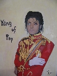 michae ljackson king of pop