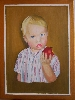 mwdart / the boy with Apple