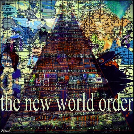 'the new world order ' in Grossansicht