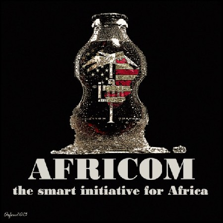 'Africom ' in Grossansicht