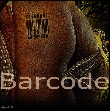'Barcode ' in Grossansicht