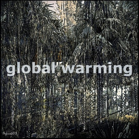 'global warming ' in Grossansicht