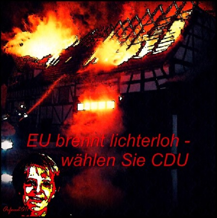 'CDU ' in Grossansicht