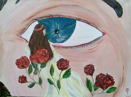 'You are in my eye ' in Grossansicht